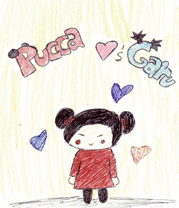 Pucca Loves Garu~