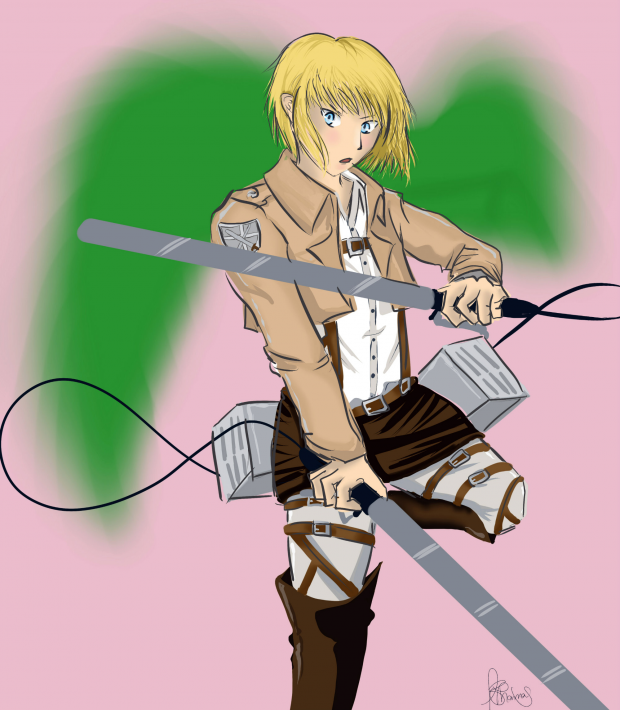 Attack on Armin -SS Gift-