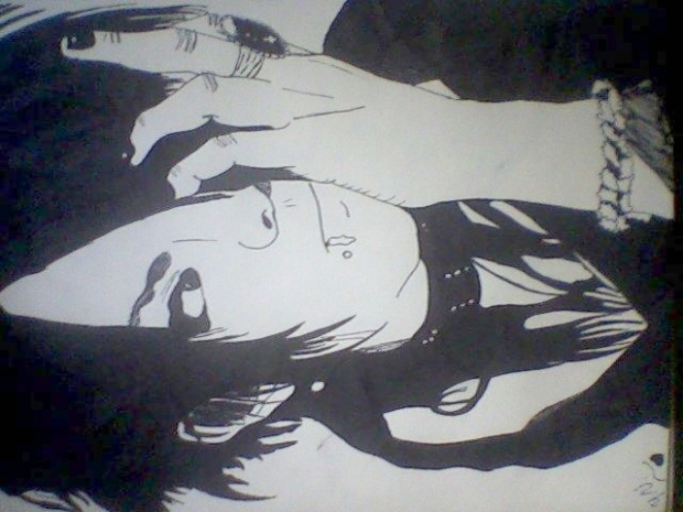 Aoi of the Gazette