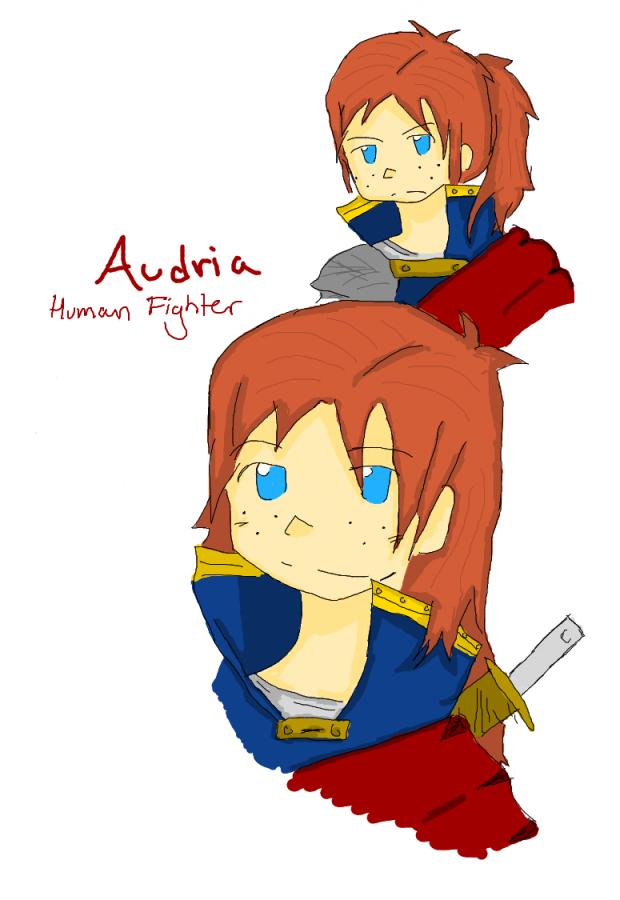 Audria: The Female Fighter