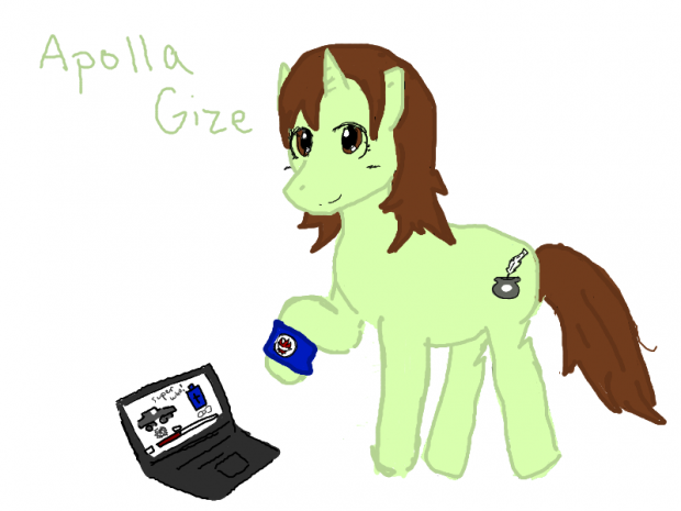 My Little Ponysona