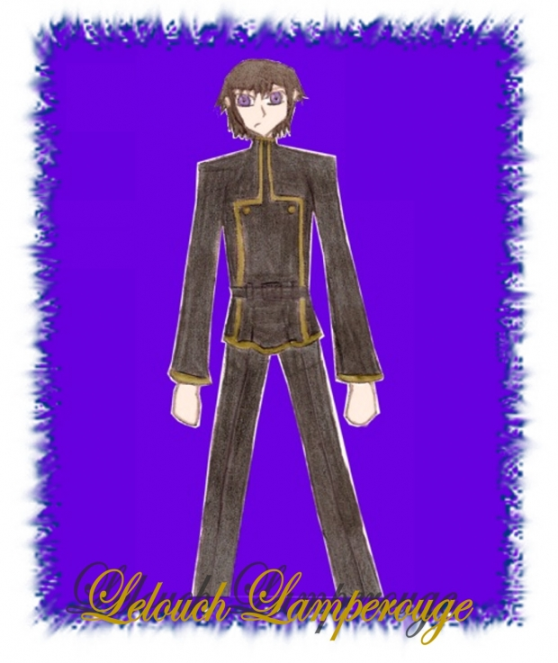 Lelouch Lamperouge