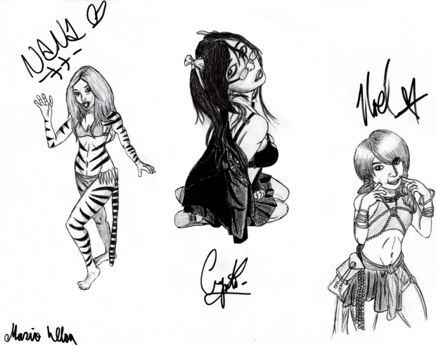 cosplay deviants autographs