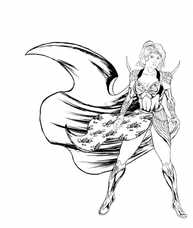 Rose Farrell Inked