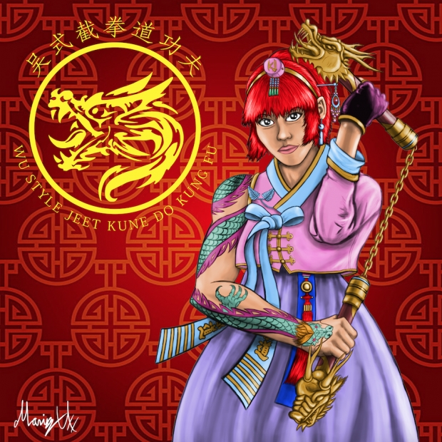 Kim Wu Lunar New Year 2019