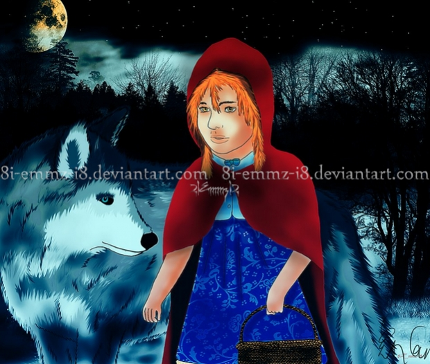Lil' Red Riding Hood