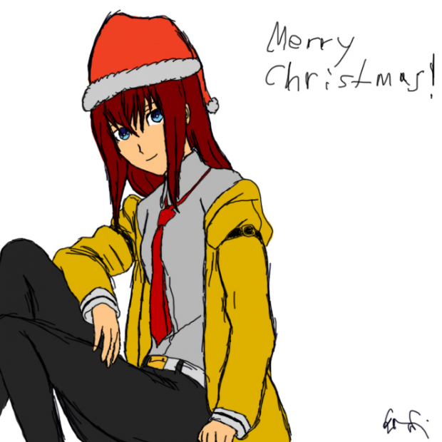 A Steins Gate Christmas