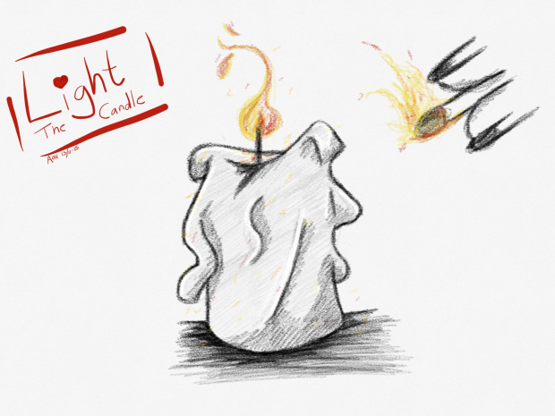 Sketch - Light The Candle