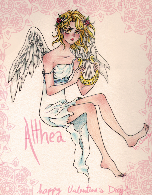 Secret Valentine- for Kailith: Althea