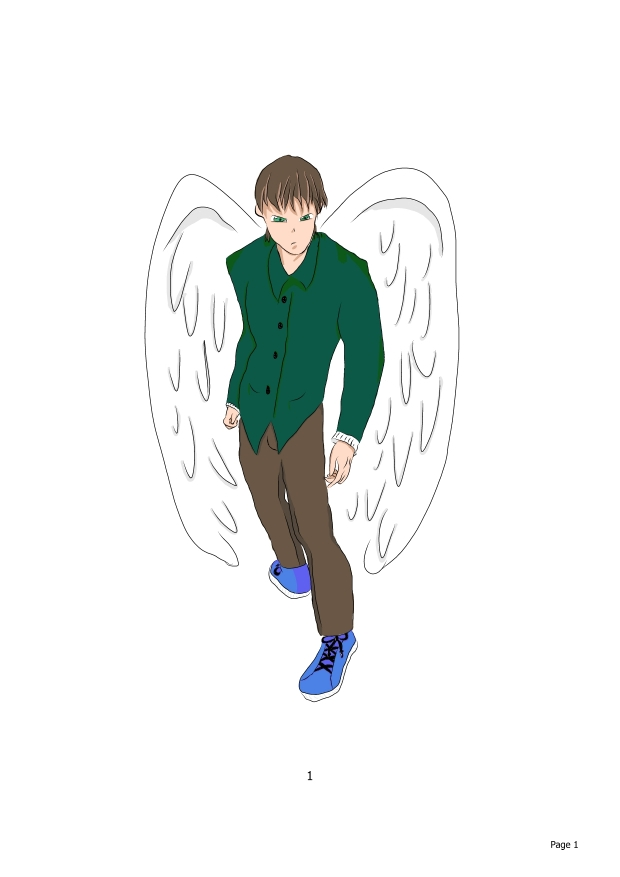 Angel Dude