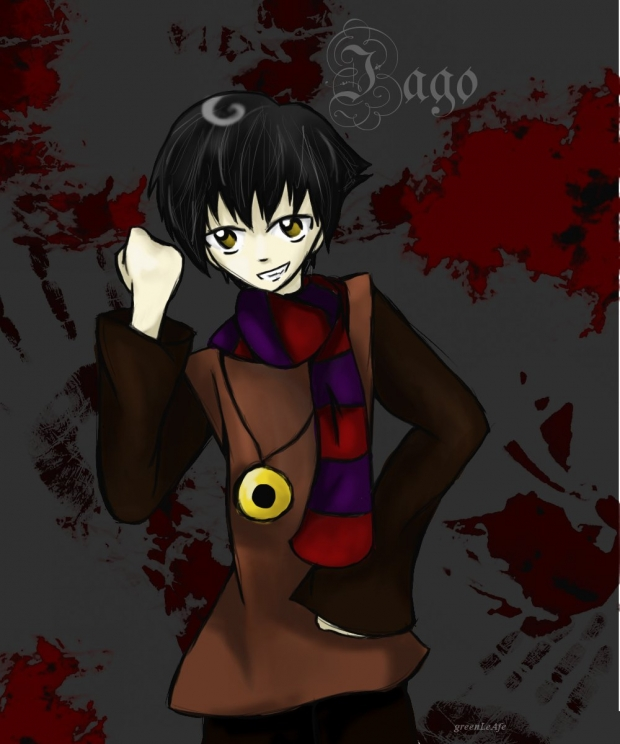 Iago for Umchan