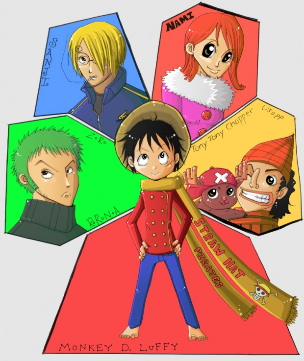 We Are - One Piece