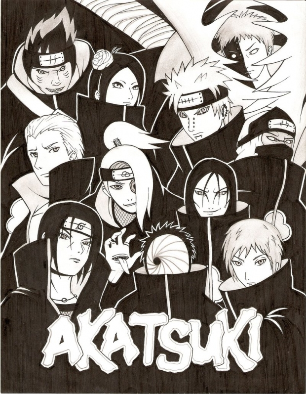"Akatsuki ""Blackout"""