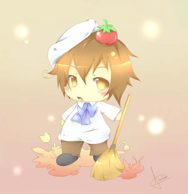 Chibi Romano