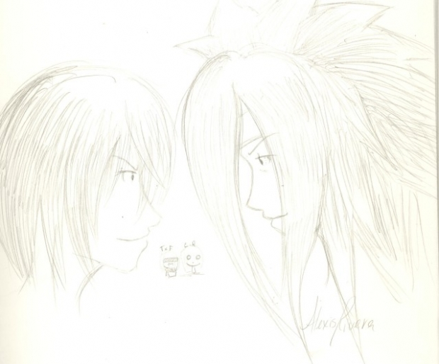Light and the uchiha