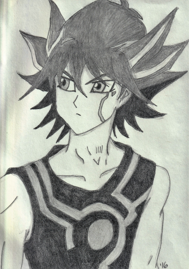 Yusei Completed