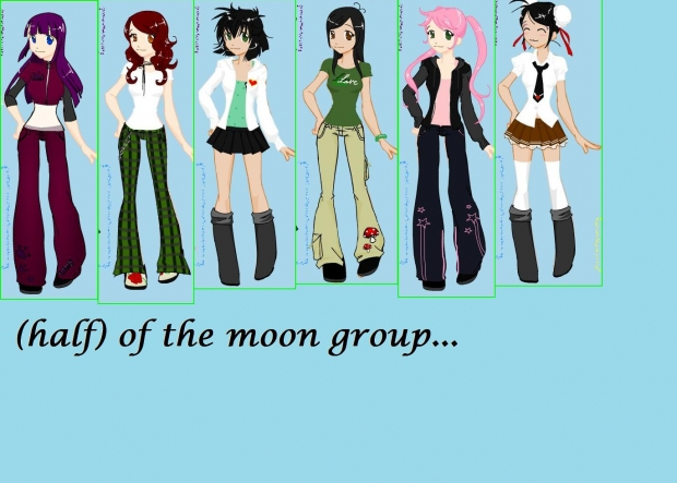red moon group (half)