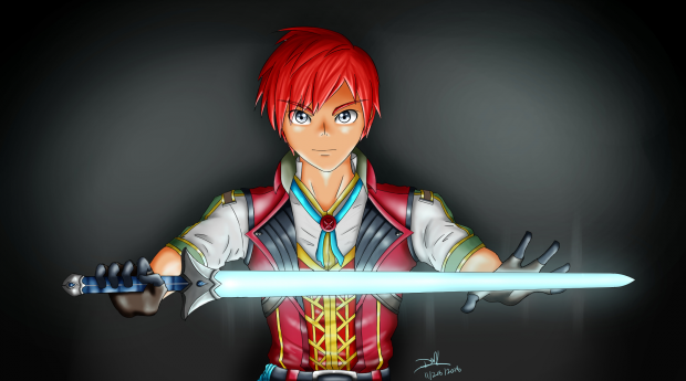 Adol the Red