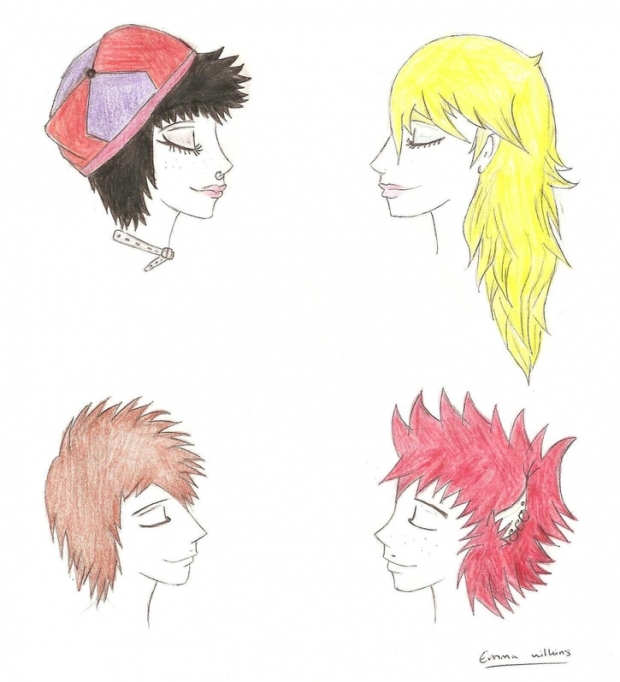 OC side profiles