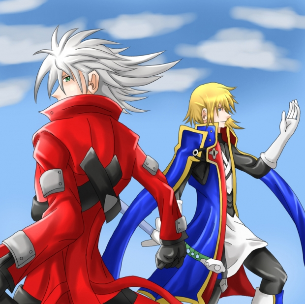 ragna and jin