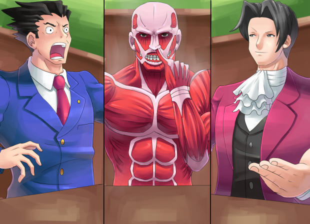 COLOSSAL TITAN IS A WITNESS!