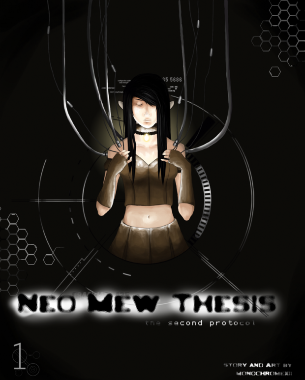 Neo Mew Thesis- cover art