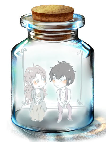 Trapped in a Jar! 1
