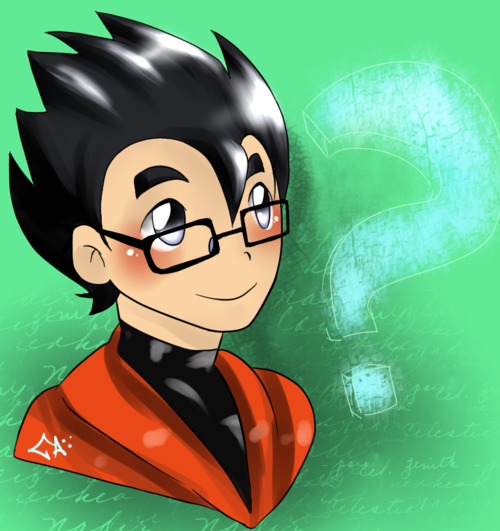 Hey look it's Gohan