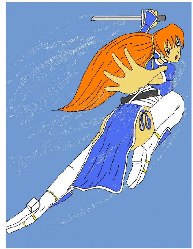 kasumi (MS paint only)