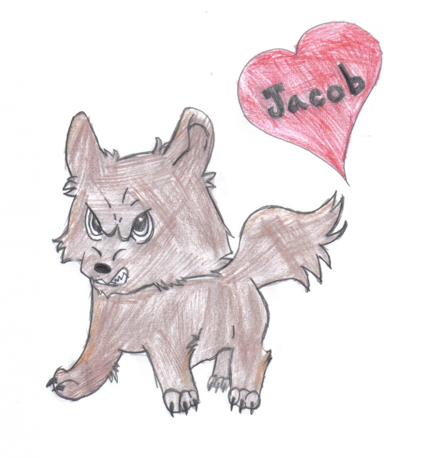 jacob black baby