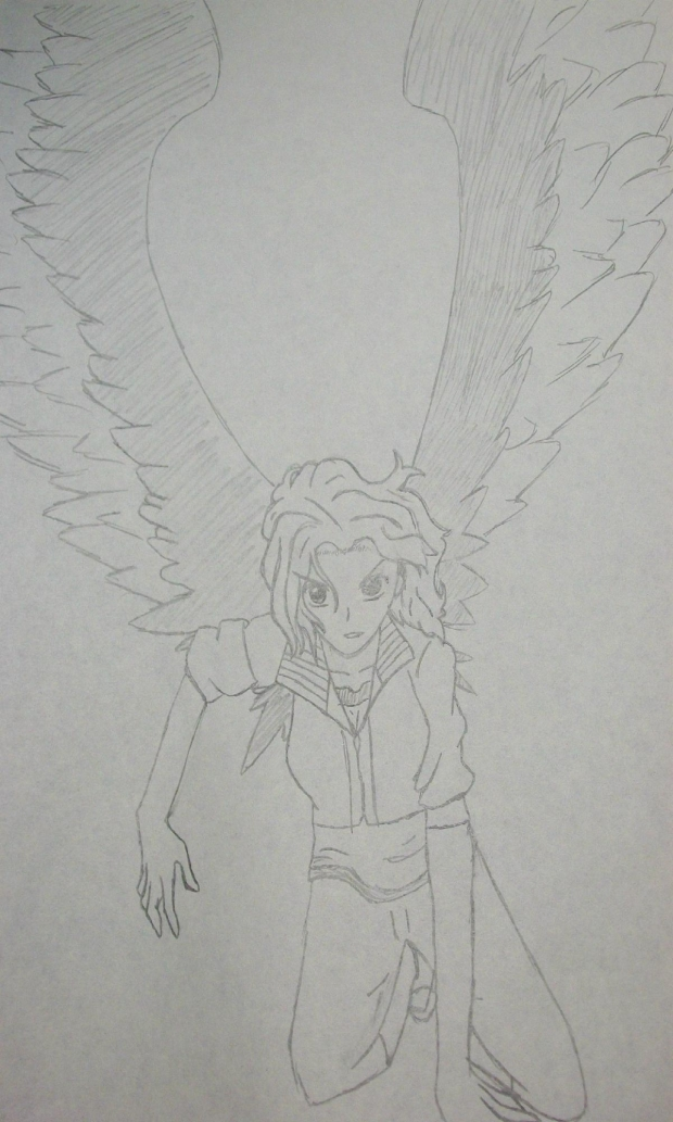 Maximum Ride-Fallen Angel