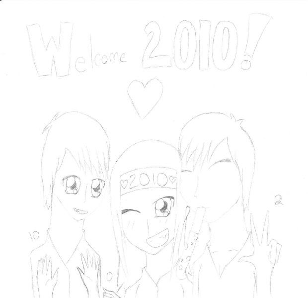 Welcome 2010!!!