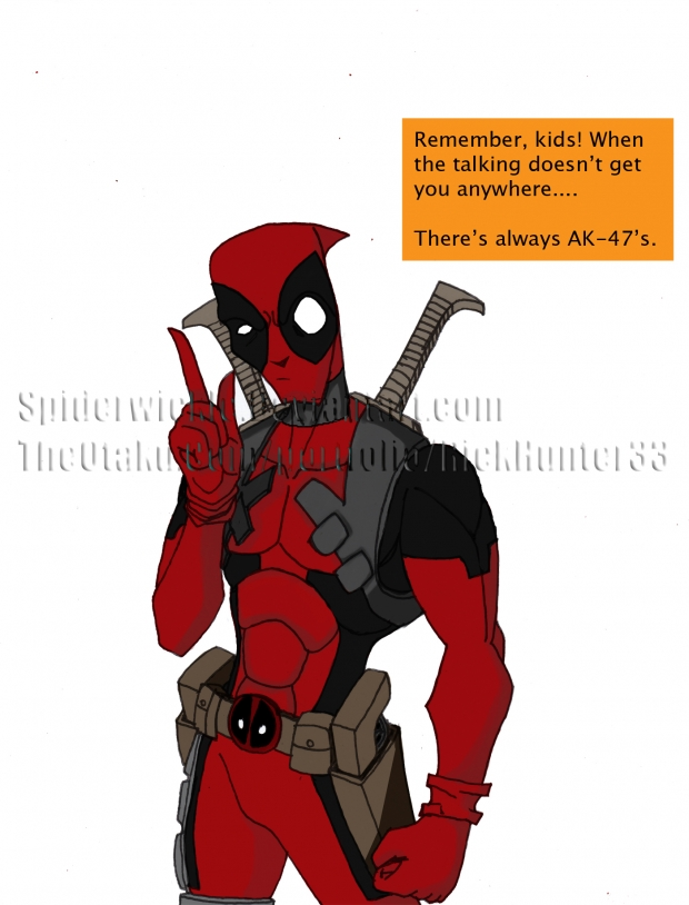 Deadpools Logic