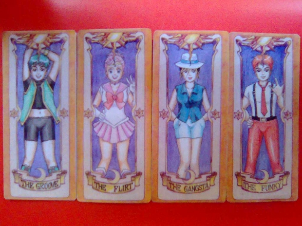 Clow Cards as Gift
