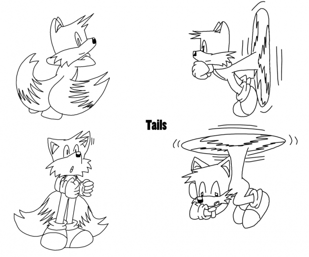 Lots of Tails