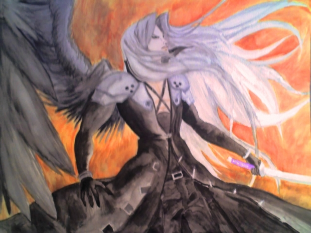 One Winged Angel: Destruction