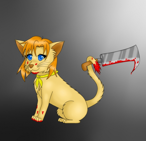 Rena the Slaughter Cat