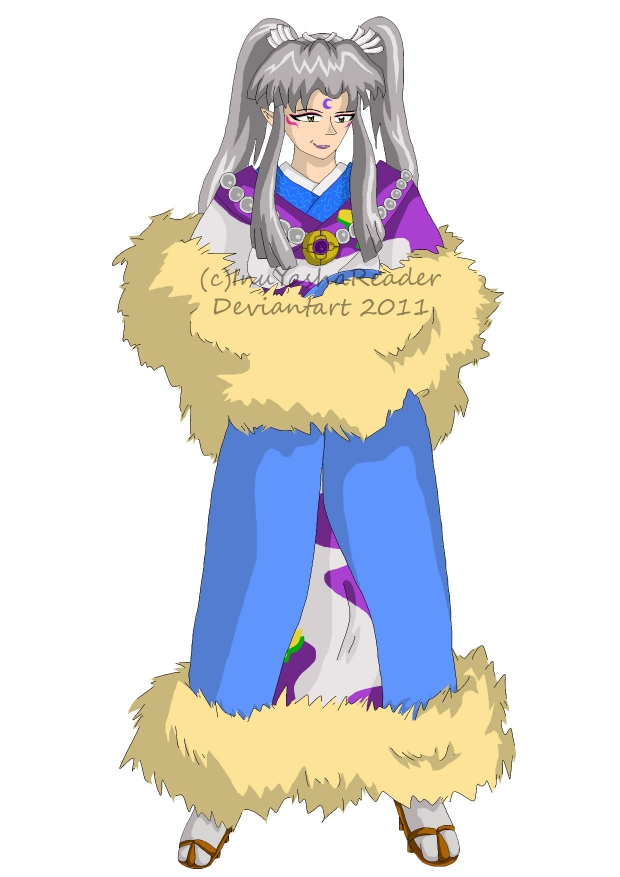 REQ: Sesshomaru's Mother