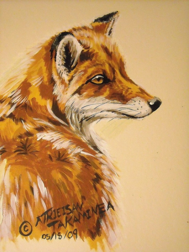 Painted Fox