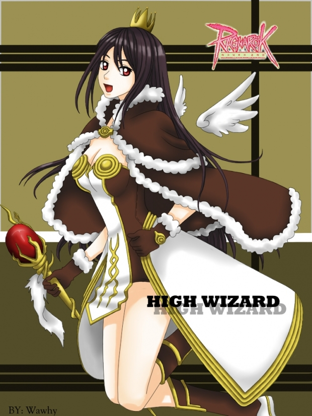 high wizard