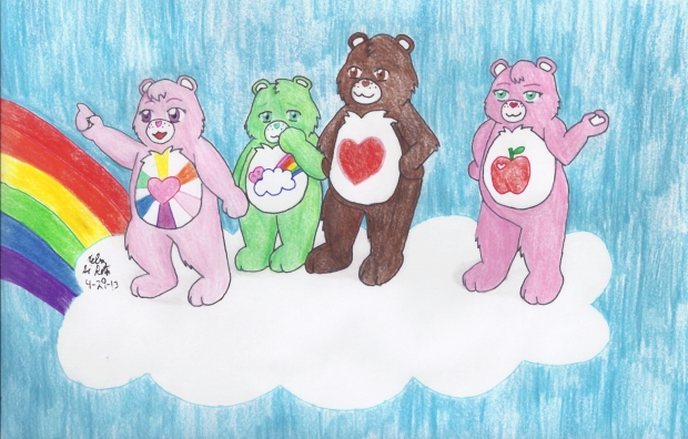 Care Bears: The Anime!