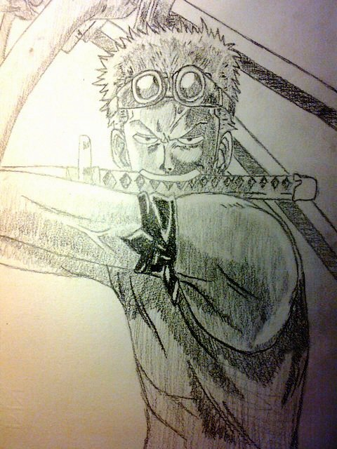 Zoro 108  pounds cannon