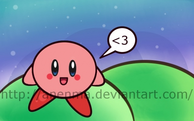 Kirby <3's you