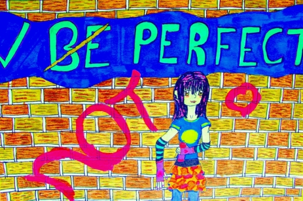 Be Perfect, NOT!!!~