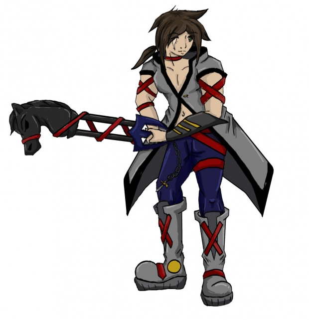 Kingdom Hearts OC
