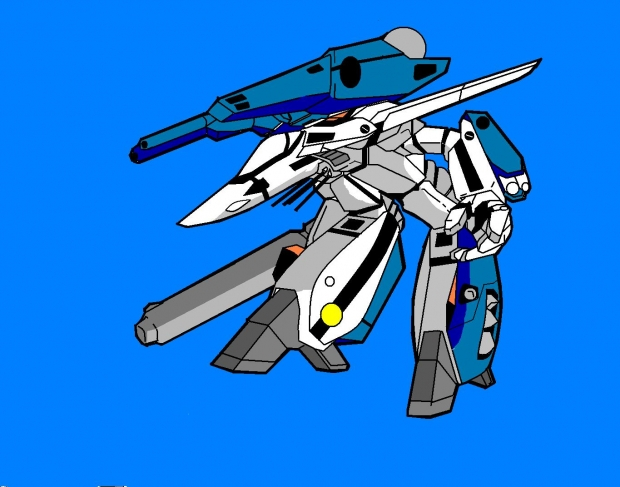 Vf-1 Guardian mode