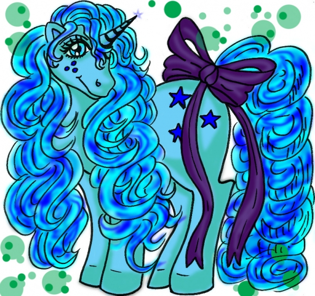 My little pony contest