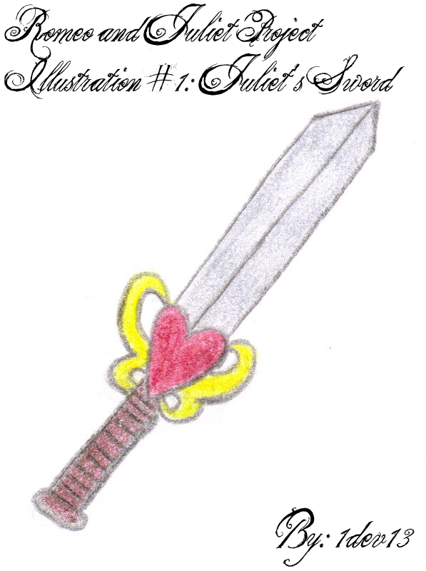 Juliet's Sword