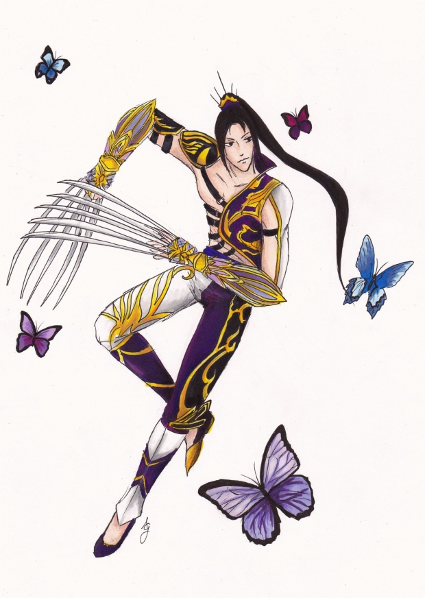 Dance with the grace of a Butterfly