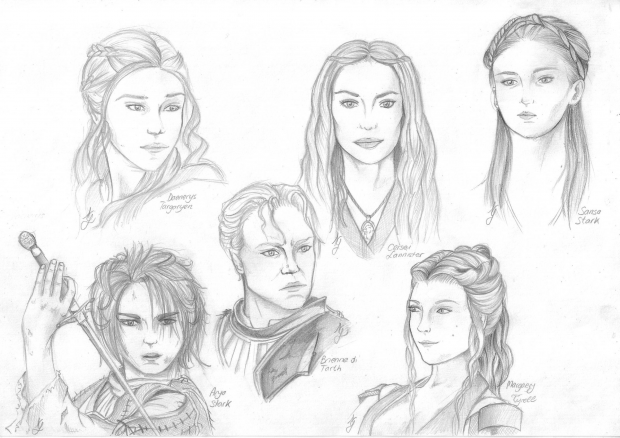 Game of Thrones' Women